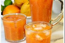 Mexican Drinks-Bebidas Mexicanas / Aguas Frescas