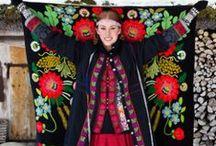 Traditional Folk / Folk Art / by DIY BOHO HOME