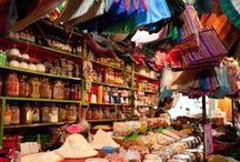 Mercados En Mexico - Markets in Mexico