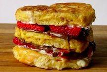 Desayuno en la cama / Sorprende a tu novio o a tu novia este día de San Valentin con un DELICIOSO menú para desayunar