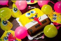 Fiesta con Bob Esponja   Spongebob Party   Kiwilimón / Organiza una divertida fiesta temática con este divertido personaje