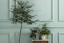 Styling With Plants / Urban Jungle Bloggers / by DIY BOHO HOME