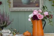 floral / inspiration from flowers / by DIY BOHO HOME