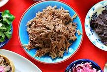 Mexican Beef recipes / Mexican food: Tradicional homestyle Mexican recipes, just the way you will find them in a Mexican kitchen.