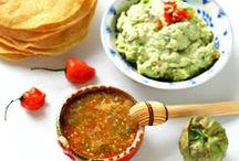 Mexican  Salsas & Condiments