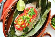 Mexican fish and seafood recipes