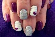 Fingernail Coolness / Fingernail styles and designs