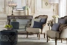 Decadence / Decadent luxury and vintage glamour evoke a deep sense of nostalgia with nods to authentic European tradition. This trend is both feminine and indulgent.