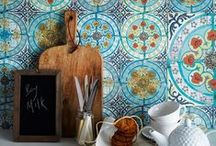 Kitchen Ideas / alterations to kitchen and ideas for changes / by DIY BOHO HOME