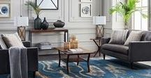Surya Contract / Surya offers an expansive collection of in-stock rugs and accessories in a wide array of colors, patterns, textures and price points – all of which meet or exceed industry testing requirements. Need a rug made custom? No problem! Contact us at hospitality@surya.com.
