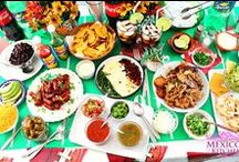 Appetizers Recipes (Mexican food - Botanas Mexicanas) / Mexican snacks for old and young.
