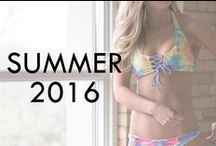 SUMMER 2016 / Check out what Bikinima Swim has to offer in its Summer 2016 Collection! Shop bikini styles in new colors & styles that won't disappoint ;) Shop Bikinima.com