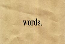 •words• / blog