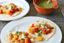 Lent Season Mexican Recipes - Recetas Mexicanas de Cuaresma / A collection of recipes to prepare during Lent Season.
