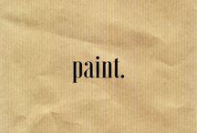 •paint•