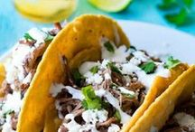 Mexican Crock Pot Recipes / Crock Pot or Slow Cooker Recipes that I like. Check them out. Thank you for following!