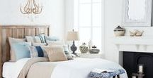 """Spring 2018 Trend: Farmhouse / Surya """"Farmhouse"""" trend for Spring 2018 features an eclectic mix of soft washed linens and hand stitched textiles, creating a relaxed, casual environment that feels both loved and lived in. A soft rustic palette of blues and neutrals reflect the colors of nature and enhances the sense of familiarity and comfort."""