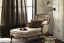 Interiors / by Knits & Crafts