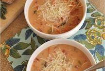 Recipe Box: Soup / by Cassandra Chatwin