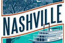Nashville Favorite Places & Spaces / by Trevecca Nazarene University