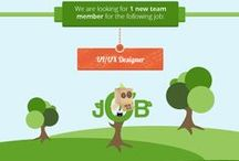 Jobs at Design19 / We are always looking for cool and ambitious team members to change the Earth and Mars (soon) Job opportunities: FRONTEND DEVELOPER, JUNIOR / SENIOR PHP DEVELOPER, QUALITY ASSURANCE ANALYST, PROJECT MANAGER, ASSISTANT MAGANER, UI/UX DESIGNER
