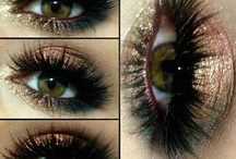 Makeup and stuff... / One can never sparkle too much!! / by Sandra Sustaita