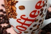 Coffee stuff / by Linda Uhl