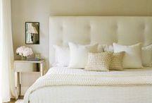 Interior Design: the Bedroom / by Renee Smith