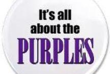 Purple Passion / by Linda Uhl