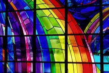 Stained Glass / by Linda Uhl