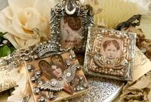 love**vintage!!!! / anything vintage/antiqued / by Deidre Johnson