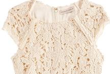 Crochet / Guía de estilo Totalmente Palacio  Primavera - Verano 2012