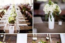 Wedding set up ideas / Wedding set up