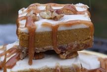 Recipes - Fall treats