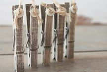 Pegs & Pins / by Knits & Crafts