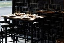 I N T E R I O R | store and restaurant