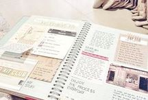 Journals / by Knits & Crafts
