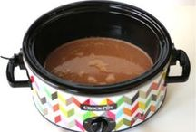 crock pot recipes / by Tracy Boyett Williams
