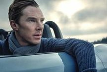 My Benny / The voice, the cheekbones, the lips, the eyes, the forearms...oh be still my heart, Mr. Cumberbatch...be still my heart... / by Jayne Savage