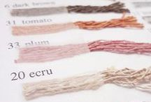Yarn Samples / by Knits & Crafts