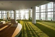 Remarkable Office Design / Remarkable and inspiring office design