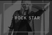 Rock Star / Heavy Metal Makes Its Debut. Be The Star. Rock Out With A Bold Attitude + Unforgettable Style.