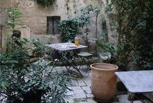 Courtyard / by Knits & Crafts