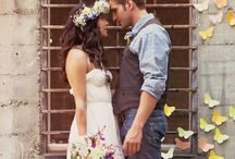 Vow Renewal / Renewing our vows for our 10 year anniversary.  / by Cynderelie