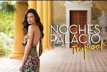 #NochesPalacio Tropical