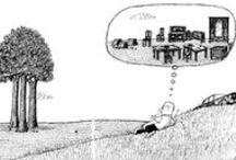 Quino / Humor y reflexión de la mano del maestro Joaquín Lavado, más conocido como Quino
