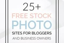 Stock Photography for Small Business / Using Stock Photos for your business