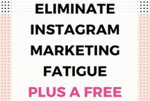 Marketing Tips + Strategy / Marketing tips for product based businesses and small business owners