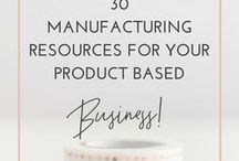 Manufacture Your Products | Resources / How to Manufacture products