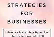 Pinterest Strategy for Small Business / Pinterest Strategy for Small Business Owners